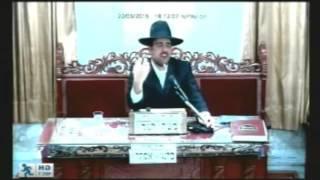 הרב מאיר אליהו - פורים