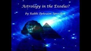 Astrology in the Exodus?
