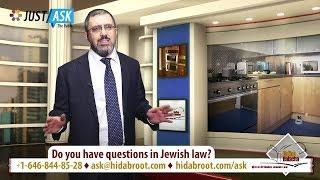 How Do I Kosher My Oven for Passover?