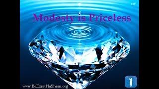 Modesty is Priceless