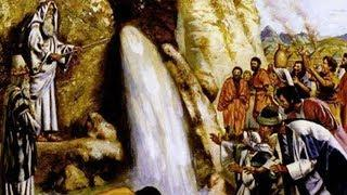 Why Did Moses Not Enter the Holy Land?