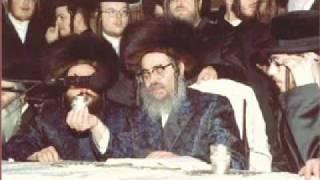 Rabbi Aaron Teitelbaum speaking about modesty