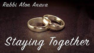 How do we maintain UNITY in marriage?