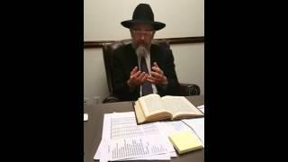 Stop the Talking in Shul