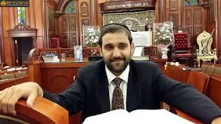 Rabbi Tabibov Questions and Answers #261Teaching for Bar Mitzvah