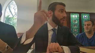 Guard Your Eyes - Chok Talmud