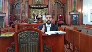 Гер или человек который стал евреем