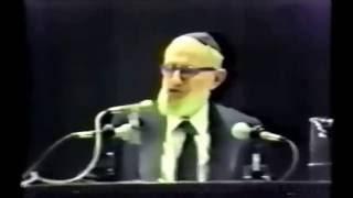 Teshuvah Drasha in 1975