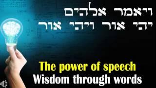 How powerful is our speech?