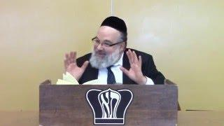How to Get Out of Your Mitzrayim?