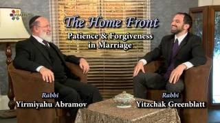 Patience & Forgiveness in Marriage