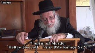 The Sin of Murder