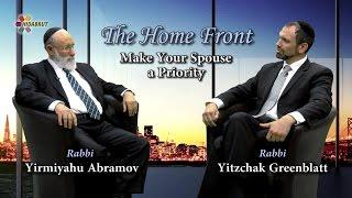 The Home Front: Make Your Spouse a Priority