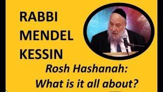Rosh HaShanah - What is it all about?