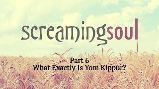 What Exactly Is Yom Kippur?