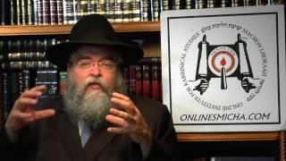 Learn from Moshe how to rebuke