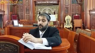 Сын, скрывающийся от отца в синагоге