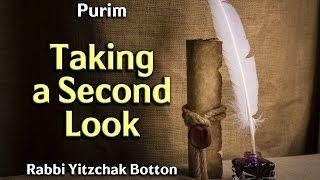 Why do we read the Megillah of Esther twice on Purim?