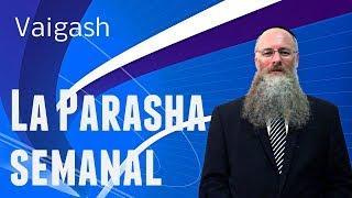 La Parasha semanal - Vaigash