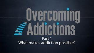 What makes addiction possible?