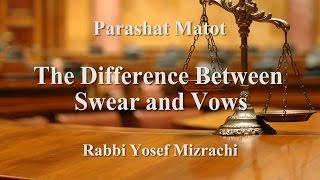 The Difference Between Swear and Vows