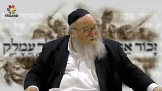 Parashat Tetzaveh, Zachor & Purim